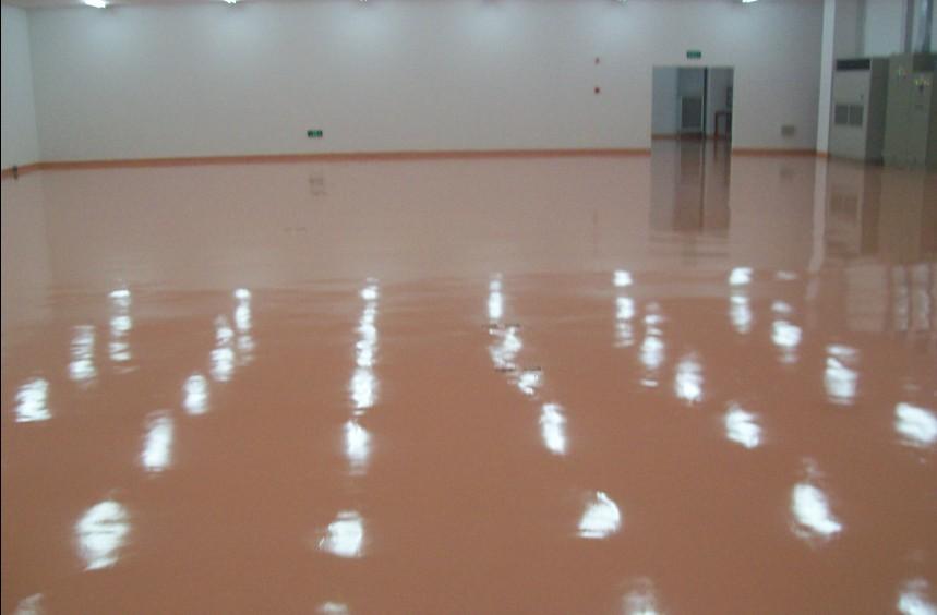 乙烯基酯重防腐地坪涂装系统